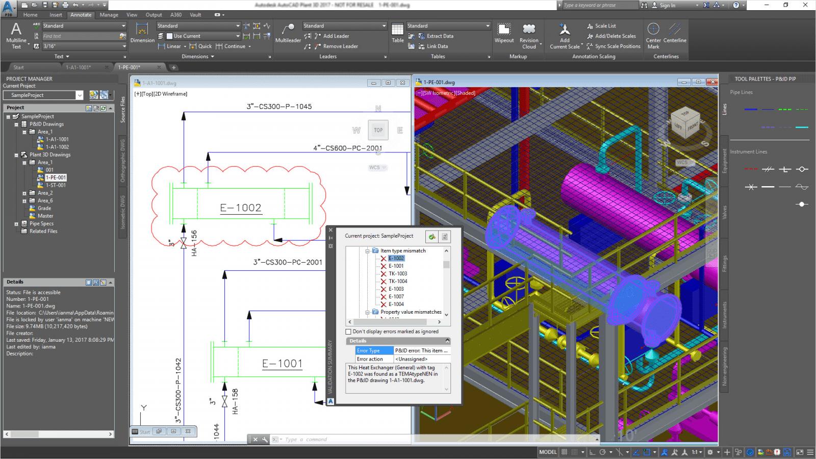 Курсы AutoCad 3D-моделирование в Одессе, обучение 3Д проектированию