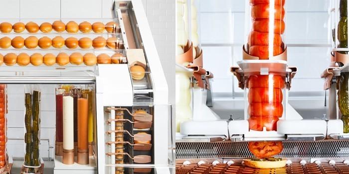 Сан-Франциско снова удивляет: теперь уже роботизированным бургер-рестораном
