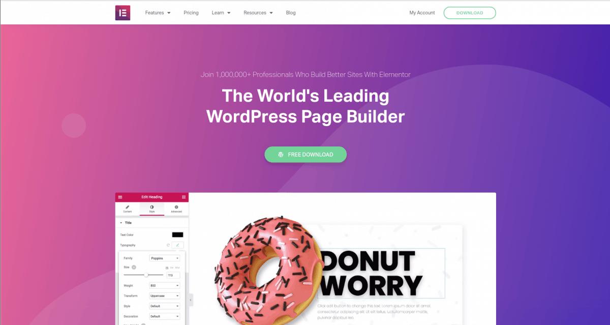 Как создать целевую страницу для интернет-магазина в WordPress?